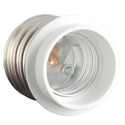 ABI Light Bulb Socket Adapter Mogul Base E39 to Medium E26 S
