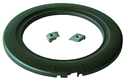 Qualtex marrón embellecedor de marco de puerta para lavadoras Hotpoint: Amazon.es: Grandes electrodomésticos