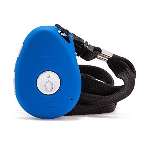 SureSafeGO 2 'Anywhere' Alarm: GPS Tracker Fall Alert Alarm for Seniors/Elderly/OAP/Dementia/Alzheimer's. Old Person…