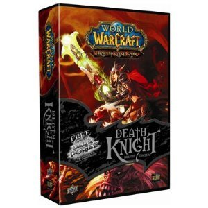 (World of Warcraft TCG: Death Knight Deluxe Starter)
