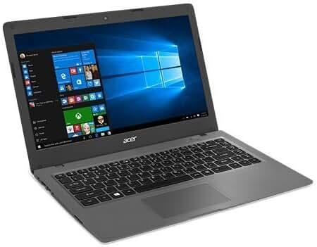 2017 Acer Aspire One 14 Inch Cloudbook Premium Flagship Laptop (Intel Celeron Dual Core up to 2.16Ghz, 2GB RAM, 32GB eMMC, Wifi, Bluetooth 4.0, Windows 10 Home) (Certified Refurbished)