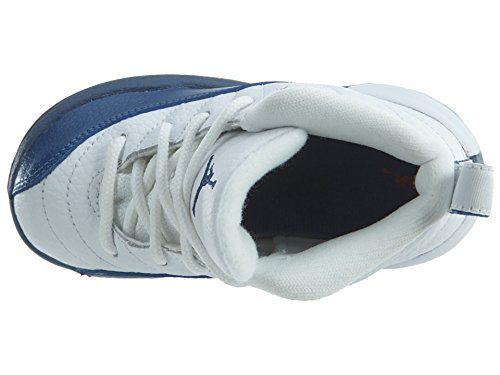vrst 12 Slvr Jordan Piccoli Jordan Bt Retro Frnch Bianco mtllc Bl vAqPB6wgx