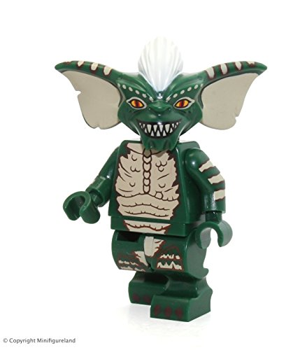 LEGO Dimensions MiniFigure - Green Gremlin (Stripe) From Set 71256 -