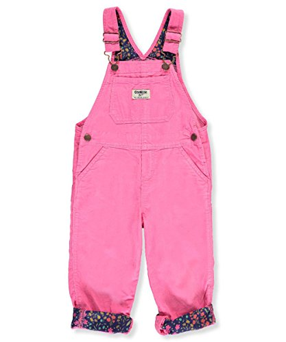 OshKosh B'Gosh Baby Girls' Corduroy Overalls 12 Months (Corduroy Girls Pants)