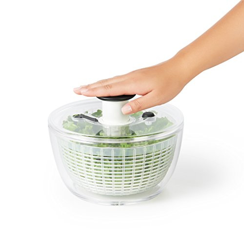 OXO Good Grips Little Salad & Herb Spinner by OXO (Image #4)