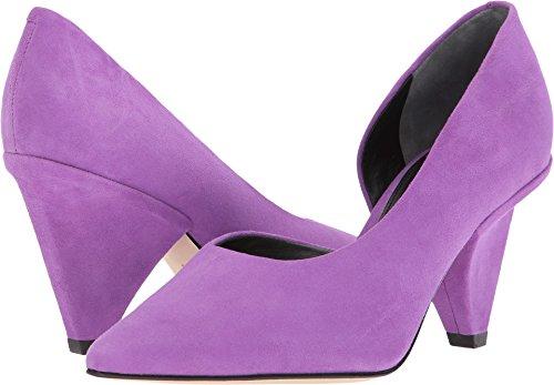 Sigerson Morrison Purple Suede Garson Womens Soft SHwFqS