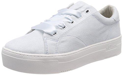 Blue Lt Blau Sneaker Damen Oliver s 23632 Yx1CZyS
