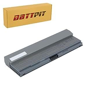 Battpit Bateria de repuesto para portátiles Dell Latitude E4200 (4000mah / 44wh)