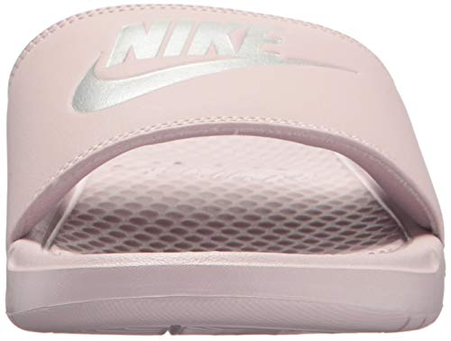 Rose Nike Benassi Donna Da It Scarpe particle 614 Do Spiaggia Multicolore Silver E Just Piscina metallic A7CwqArWR