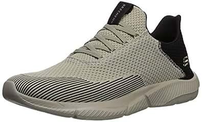 Skechers Men's Ingram- TAISON Shoe, LTTN, 7H Medium US