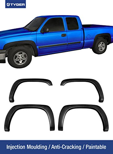 fender flares 2000 chevy 1500 - 5