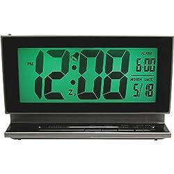 Lacrosse Technology Battery Lcd Alarm Clock 30041