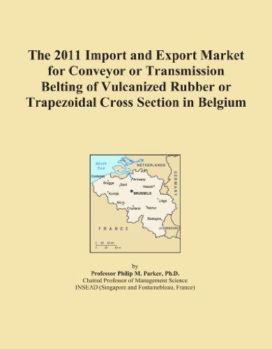 La cruz 2011Importación y mercado de exportación para ahoyadora o transmisión Belting de o trapezoidal de goma...