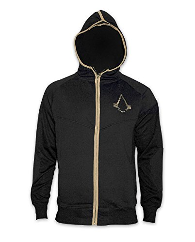 Close Up Assassin's Creed Hoodie Syndicate