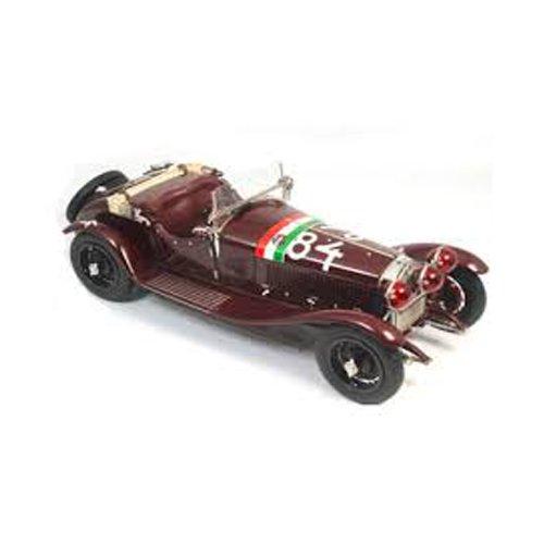 CMC-Classic Model Cars Alfa Romeo 6C 1750 Gran Sport 1930 Mille Miglia Limited Edition Die Cast Vehicle (1:18 Scale)