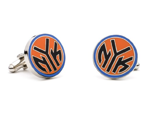 NBA New York Knicks Cufflinks by Cufflinks