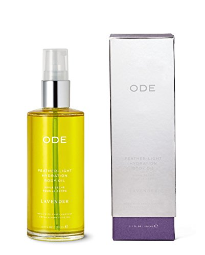 ODE natural beauty Lavender - Feather-Light Hydration Body Oil by ODE natural beauty of McEvoy Ranch