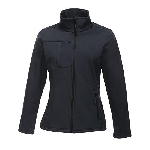 Softshell Octagon Bleu Ii Imperméable Regatta Professional Femme noir Veste gIw577x
