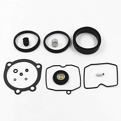 (New CV Type Carb Rebuild Kit 1990-Up Carburetor For Harley Davidson XL 883 1200)