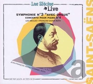 Symphony No.3/Piano Concerto No.4