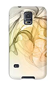 New Design Shatterproof MCcIuIG549TgeJq Case For Galaxy S5 (gradient Colored Smoke)