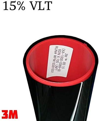 Stickerslab Stickerslab Abg Tönungsfolie Scheiben Black Shade 15 76cm X 3m Baumarkt