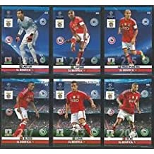 Champions League Adrenalyn XL 2014/2015 Benfica Base Card Team Set 14/15