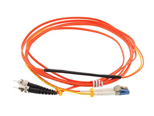 Conditioning Fiber Patch Optic Cable (3M Mode Conditioning Duplex Fiber Optic Patch Cable (50/125) - LC (equip.) to ST)