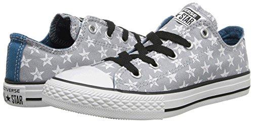 Converse Flickor Kastar Taylor All Star Oxe Stjärna Print (ungdom) - Tur Sten - 5 Ungdomar