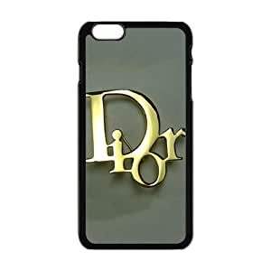 Happy Dior design fashion cell phone case for iPhone 6 plus