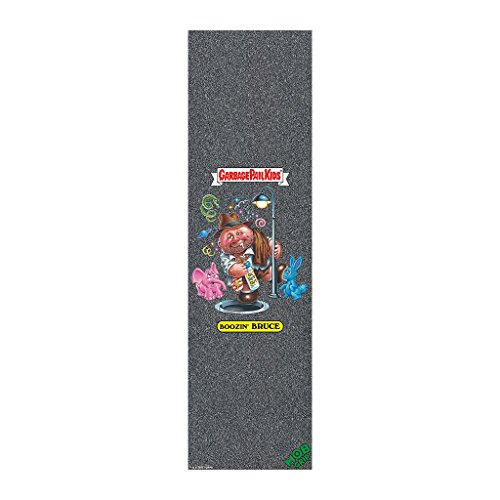 Mob スケートボード グリップテープ ガベージ ペール キッズ ブージン ブルース グリップテープ シート 9インチ x 33インチ