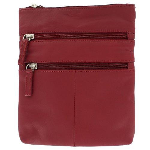 18606 Rouge Main en Cuir Sac Huile à Visconti Style Bronzage nwpqOpaC
