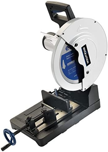 Can a miter saw be used to cut metal smart home keeping evolution power tools evosaw380 15 inch steel cutting chop saw keyboard keysfo Images