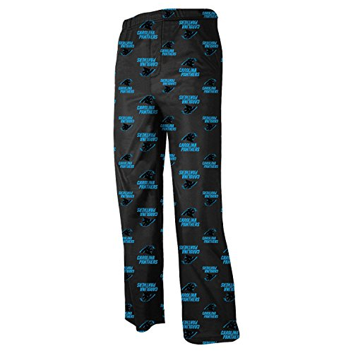 NFL Carolina Panthers Youth Boys 8-20 Sleepwear All Over ...