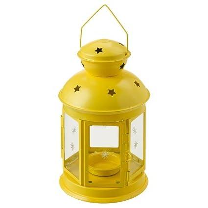 Ikea Rotera Lanterna Per Candela 38 Cm Colore Rosa Idee Regalo