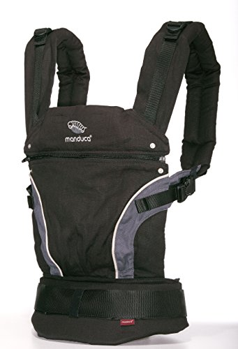 Manduca Standard Edition Carrier (Black)
