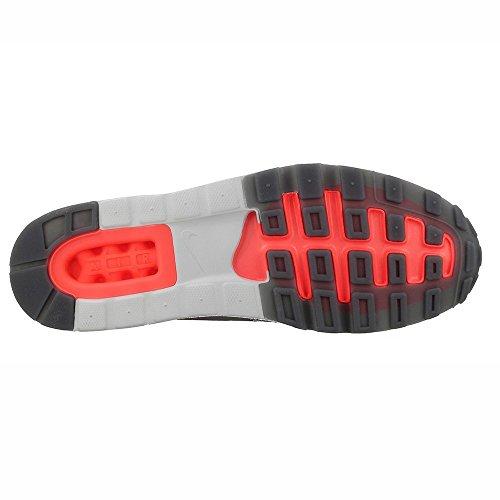 Nike Mens Air Max 1 Ultra 2.0 Se Scarpa Casual Nero-grigio-argento