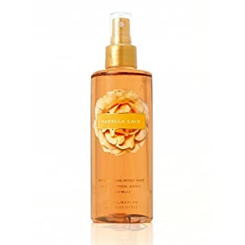 a41aadf14f Image Unavailable. Image not available for. Color  Victoria s Secret  VANILLA LACE Silkening Body Splash 8 FL OZ
