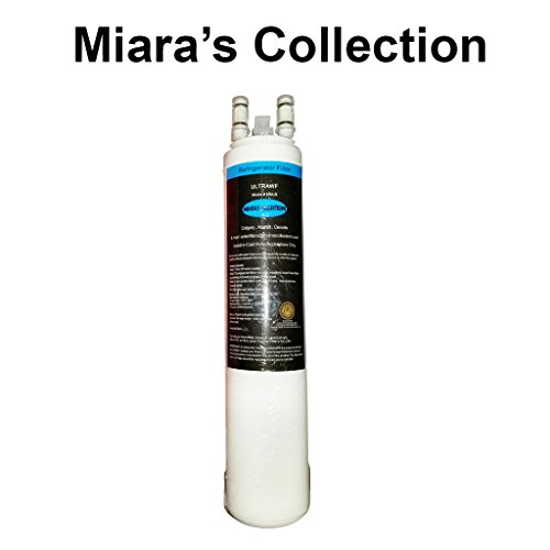 ULTRAWF WF3CB Kenmore 46-9999 Compatible Refrigerator Water Filter By MIARA`s Collections