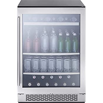 Amazon Com Zephyr Prw24c02ag 24 Inch Built In And
