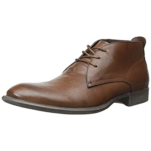 Kenneth Cole Unlisted Mens House Arrest Cognac - Boots