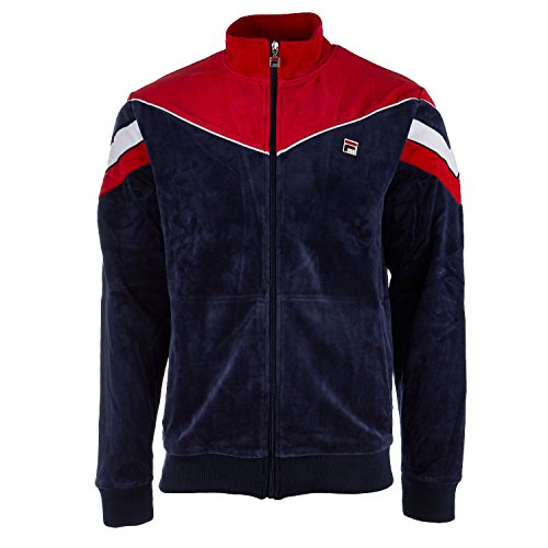 fila-mens-contrast-yoke-velour-jacket-navy-chinese-red-white-xl