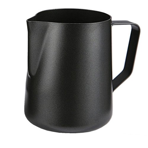 Clearance Sale!UMFun350ML Kitchen Craft Barista Espresso Coffee Frothing Tea Milk Latte Thermometer -