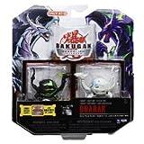 Bakugan Dharak Evil Twin Pack