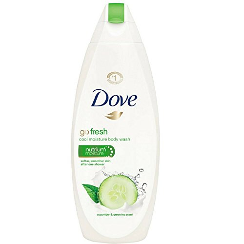 Dove Beauty Body Wash, Cool Moisture, 12 oz