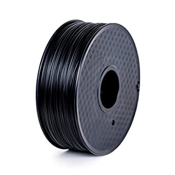 1.75mm 1kg Filament Lovely Paramount 3d Flexpla graphite Gray