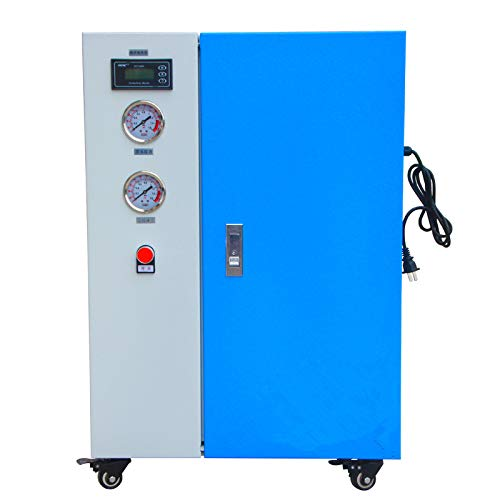 YUCHENGTECH Ultrapure Water Machine Laboratory Reverse Osmosis Water Purifier Distilled Water Machine for Lab & Medical Mesearch(High Precision Resistance Meter) (220V, 30L / h) by YUCHENGTECH