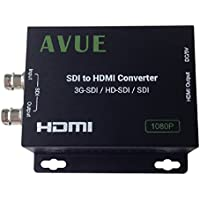 AVUE SDHR01 Standard HD-SDI/SDI To HDMI Video And Audio Converter