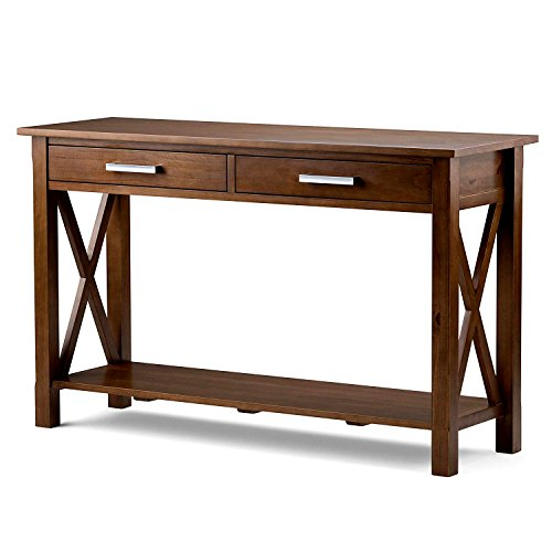 Narrow Sofa Table With Drawers: Amazon.com: Tall Narrow Console Table Entryway Table
