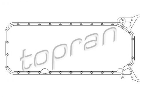 Seal Gasket for oil pan Fits MERCEDES Sprinter W211 W210 W203 903 1999-2009